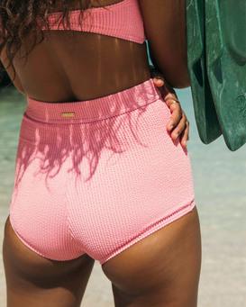 Summer High Surf - Large Coverage Bikini Bottoms for Women  Z3SB29BIF1