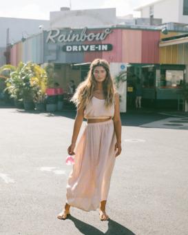 Hot Tropics - Maxi Skirt for Women  Z3SK32BIF1