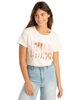 Sunset Block - T-Shirt for Women  Z3SS10BIF1