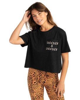 Wander And Wonder - T-Shirt for Women  Z3SS27BIF1