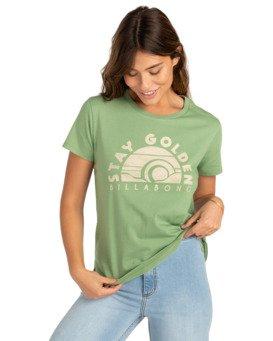 Stay Golden - T-Shirt for Women  Z3SS28BIF1