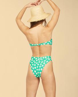 Wrangler Goin Green Lulu - Bandeau Bikini Top for Women  Z3ST12BIF1