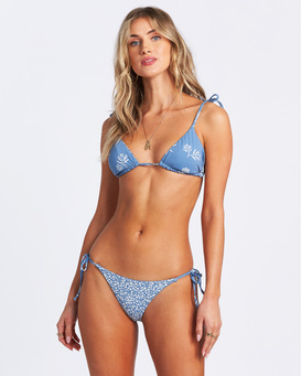 Something - Reversible Bikini Top for Women  Z3ST24BIF1