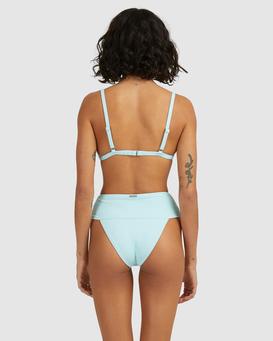 Sunrays - Fixed Triangle Bikini Top for Women  Z3ST35BIF1