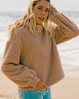 Still Cosy - Hooded Furnace Fleece for Women  Z3WA08BIF1