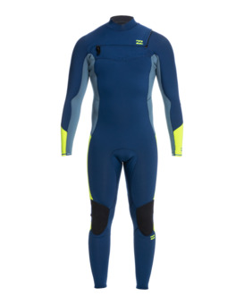 3/2mm Absolute - Chest Zip Wetsuit for Men  Z43M16BIF1