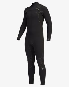 4/3mm Furnace - Chest Zip Wetsuit for Men  Z44M10BIF1