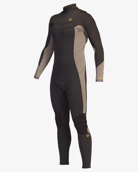 4/3mm Absolute - Chest Zip Wetsuit for Men  Z44M18BIF1