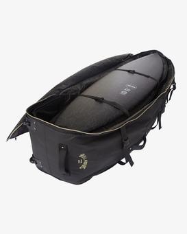 "ADIV Team 6'8"" - Wheeled 5-Board Coffin Surfboard Bag for Men  Z4BD05BIMU"