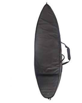 "ADIV 6'4"" - Wheeled Double Coffin Surfboard Bag for Men  Z4BD07BIMU"