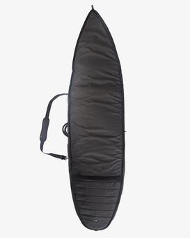 "ADIV Convertible 7'2"" - Wheeled Triple Coffin Surfboard Bag for Men  Z4BD15BIMU"