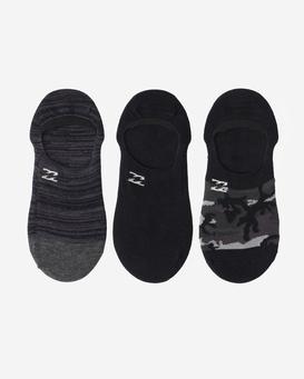 Camo No Show - Invisible Socks for Men  Z5SO03BIF1