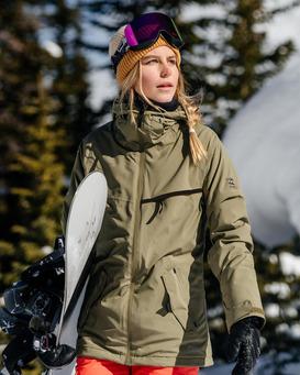 Eclipse - Snowboard/Ski Jacket for Women  Z6JF20BIF1