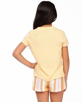 Heart Of Sunshine - T-Shirt for Teen Girls  Z8SS06BIF1