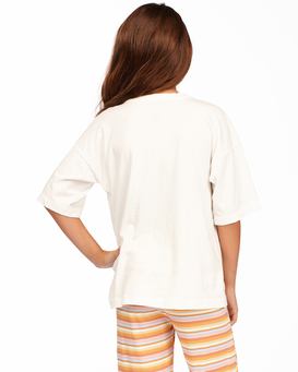 Classic Surf - T-Shirt for Teen Girls  Z8SS07BIF1