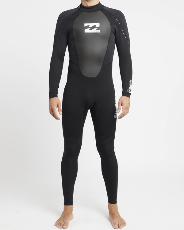 0 5/4/3mm Intruder - Traje de Surf para Hombre  045M15BIPP Billabong