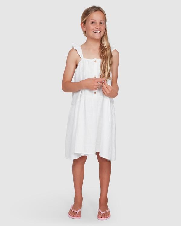 0 Clover Dress White 5503461 Billabong