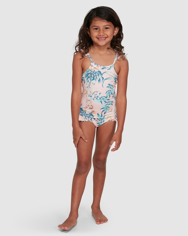 0 Free Spirit One Piece Pink 5503712 Billabong