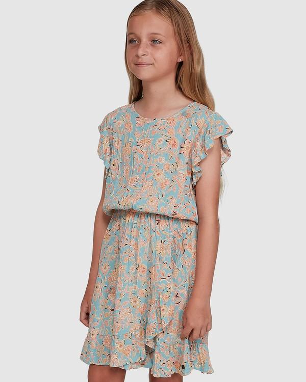 0 Wave Gypsy Dress Blue 5504464 Billabong