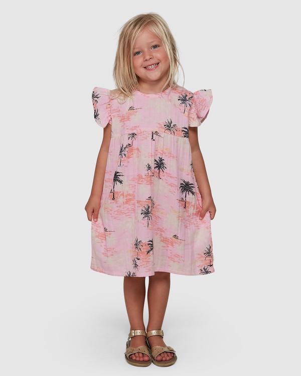 0 Sweet Sun Dress Pink 5504466 Billabong