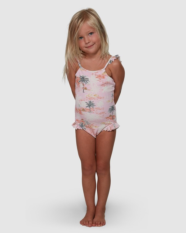 0 Sweet Sun One Piece Pink 5504713 Billabong