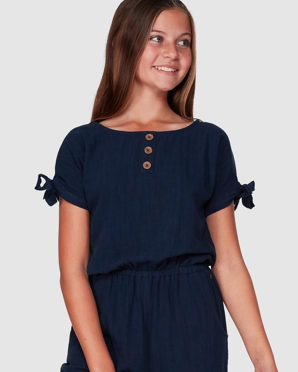 0 Kitty Jumpsuit Blue 5507501 Billabong