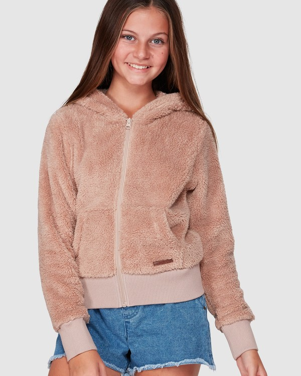 0 Cuddled Up Zip Thru Hoodie  5507735 Billabong