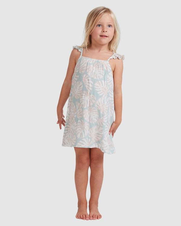 0 Girls 0-5 Shady Palms Dress  5513463 Billabong