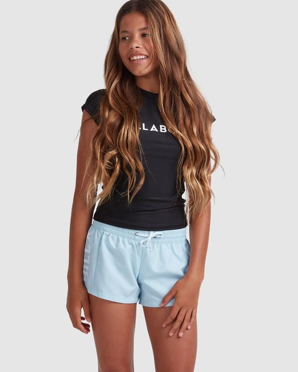 0 Girls 6-14 So Much Love Boardshorts  5513581 Billabong