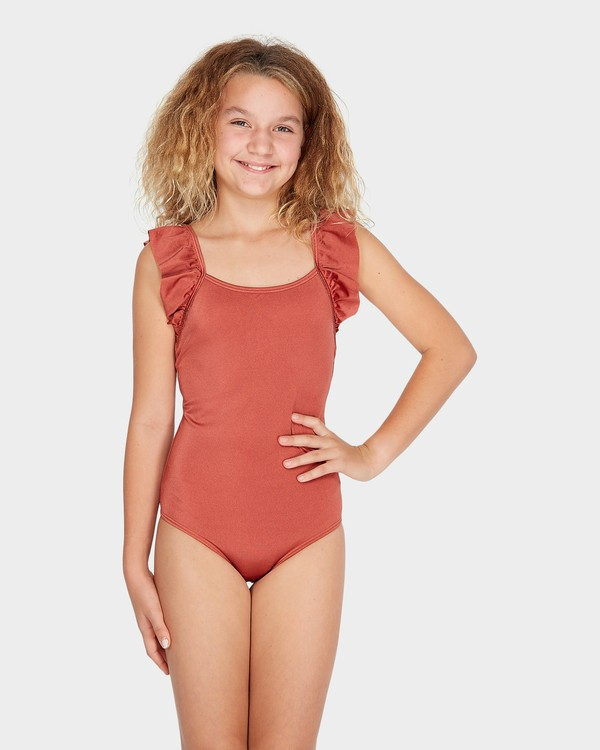 0 TEEN SHINE ONE PIECE Brown 5582570 Billabong