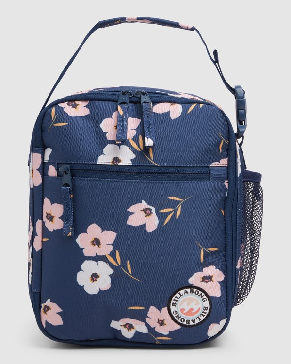 0 Lets Go Lunchbox Blue 5607503 Billabong