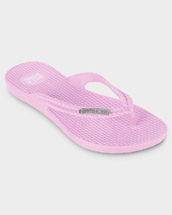 0 TEEN KICKS THONG Purple 5661853 Billabong