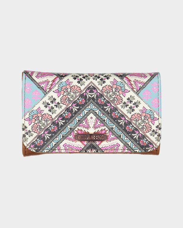 0 TEEN MOON TRIBE WALLET  5682201 Billabong