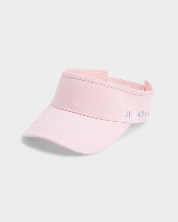 0 Infinity Visor Pink 5692302 Billabong
