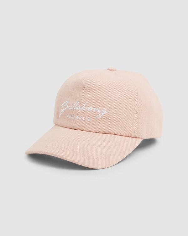 0 Deep Dive Cap Pink 5692303 Billabong