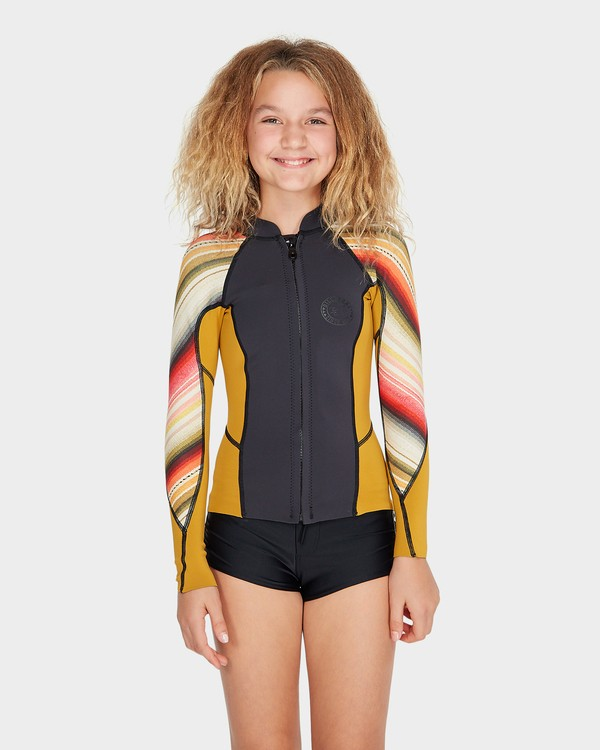 0 TEEN PEEKY 1MM JACKET  5782122 Billabong