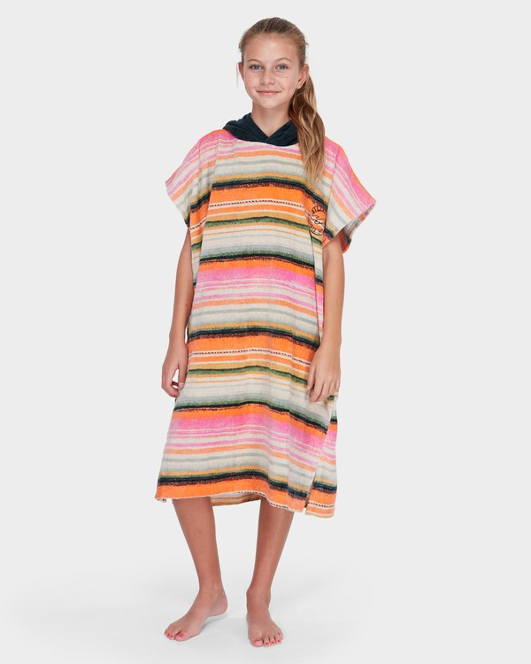0 TEEN MEXICALI HOODED TOWEL  5782721 Billabong