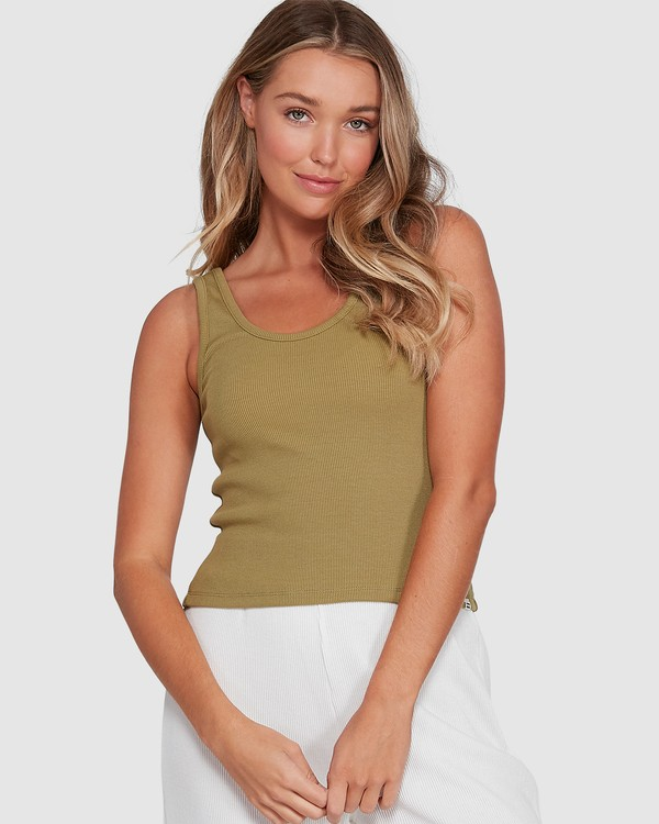 0 Everyday Top White 6503174 Billabong
