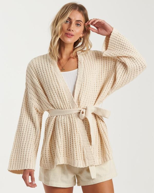 0 Those Days Sweater White 6503294 Billabong