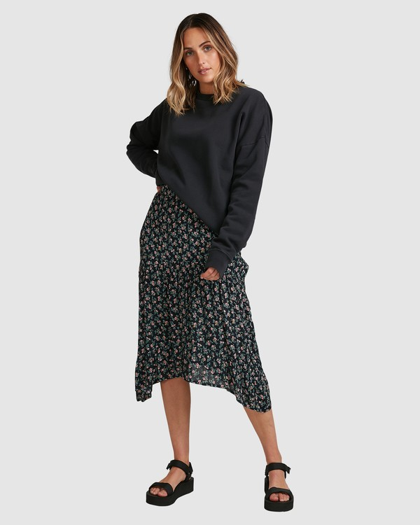 0 Bloom Skirt Black 6503311 Billabong