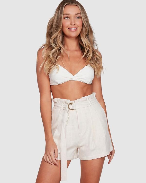 0 Island Getaway Shorts White 6503351 Billabong