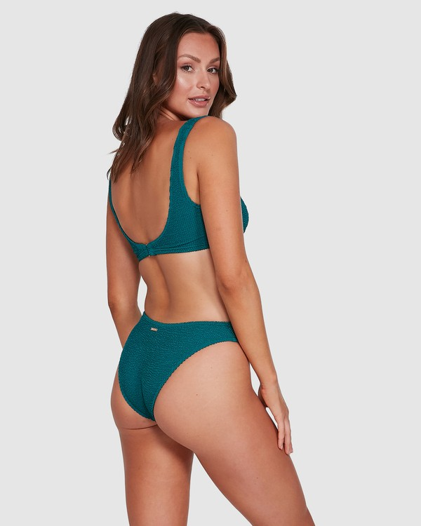 0 Summer High Bondi Bikini Bottoms Green 6503742 Billabong