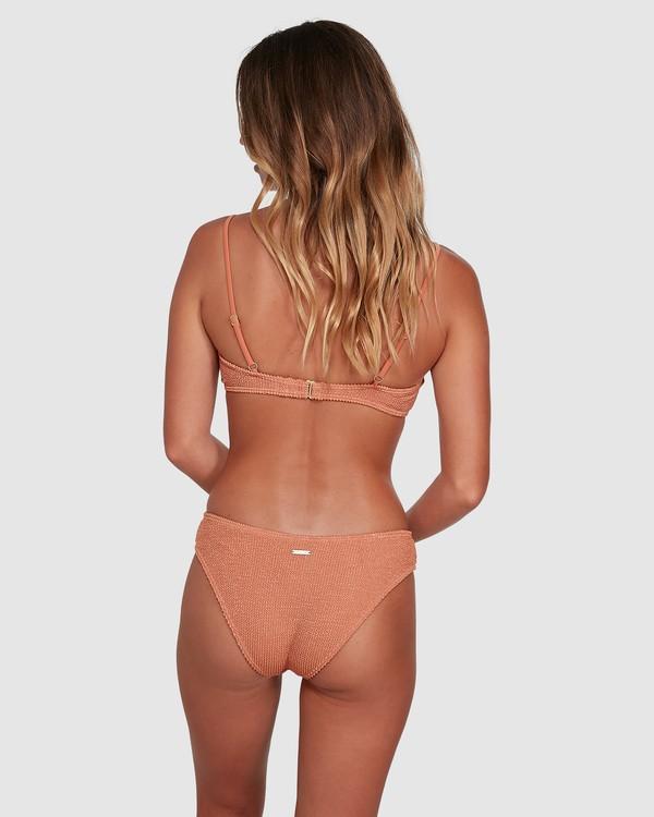 0 Summer High Bondi Bikini Bottoms Beige 6503742 Billabong