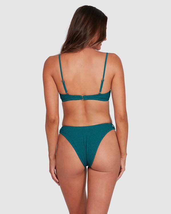 0 Summer High Hike Bikini Bottoms Green 6503743 Billabong