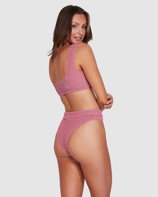 0 Summer High Maui Rider Bikini Bottoms Pink 6503744 Billabong