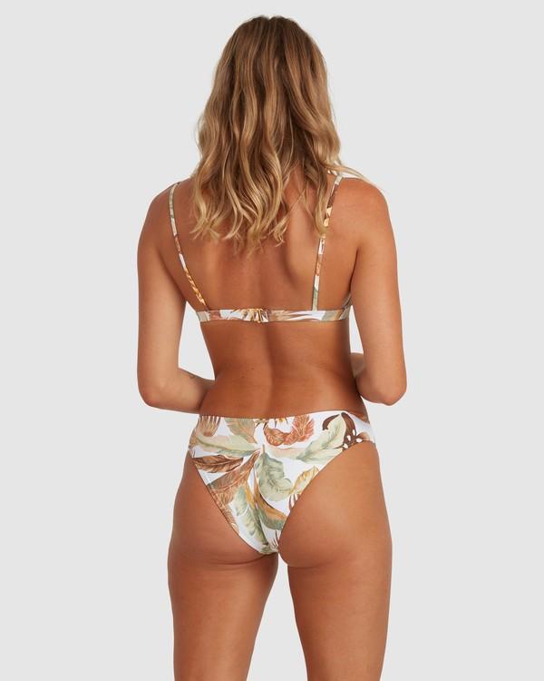 0 Tropicale Bondi Bikini Bottoms White 6503801 Billabong