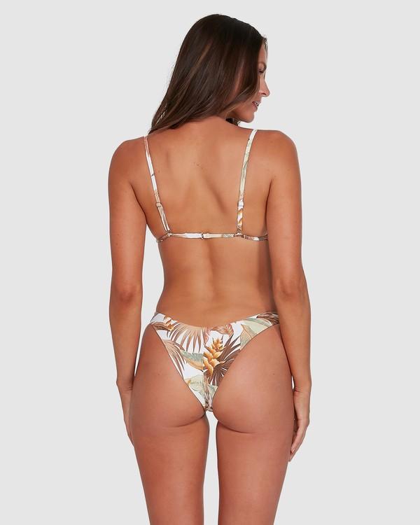 0 Tropicale Hike Bikini Bottoms White 6503833 Billabong