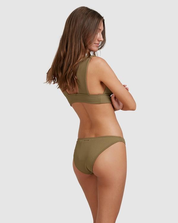 0 Sand Dunes Tropic Bikini Bottoms Green 6503868 Billabong