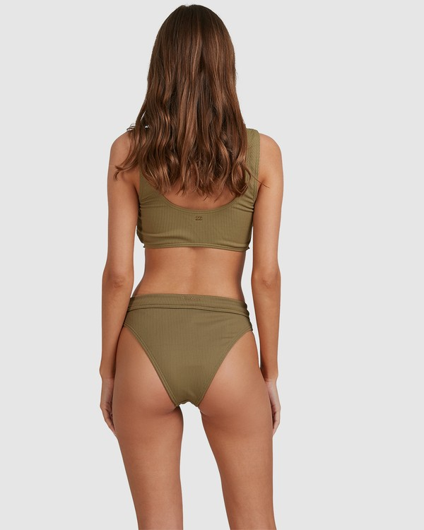 0 Sand Dunes Maui Rider Bikini Bottoms Green 6503871 Billabong
