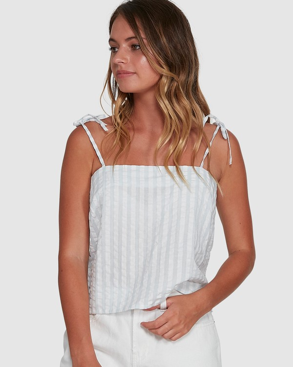 0 Seaspray Cami Top White 6504144 Billabong